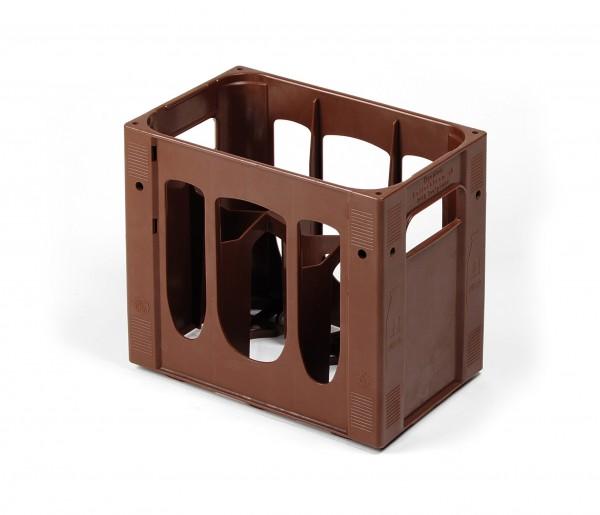 Bottle crate 6 x 1 L
