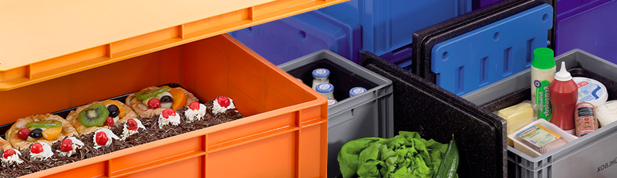 Kühl-Boxen-Sortiment